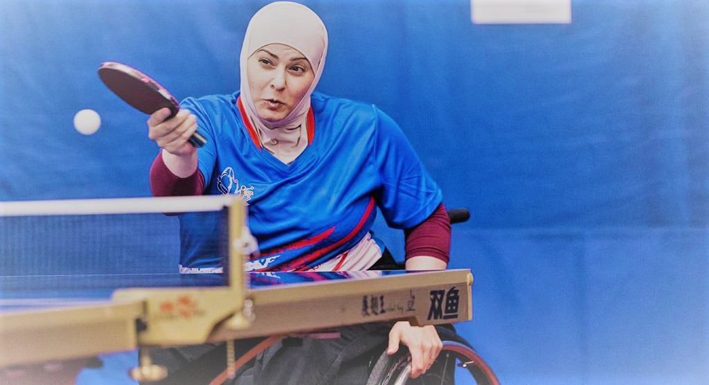Para National Competition and Training 2021